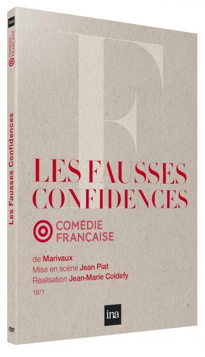 Fausses confidences (les) - dvd