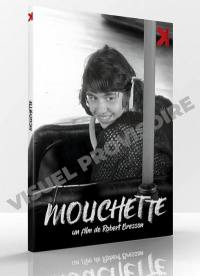 Mouchette - version restauree - dvd