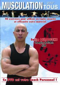 Musculation pour tous dvd
