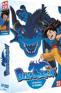 Blue dragon - integrale serie - 10 dvd - 2015