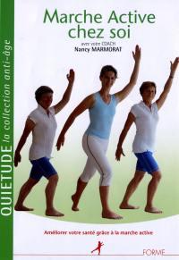 Marche active chez soi - dvd