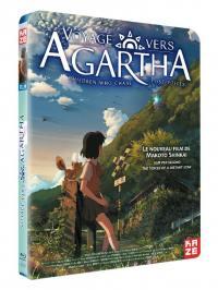 Voyage vers agartha - le film - blu-ray