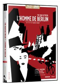 Homme de berlin (l') - man between - combo dvd + blu-ray+ livret