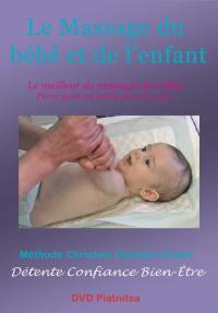 Massage du bebe et de l'enfant (le) - dvd