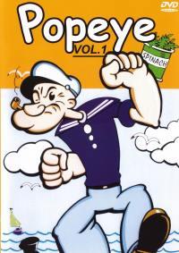 Popeye vol 1 - dvd