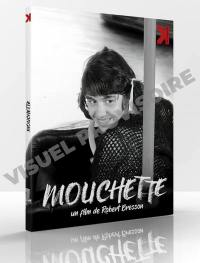 Mouchette - version restauree - blu-ray