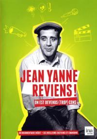 Jean yanne reviens, on est devenus (trop) cons - dvd