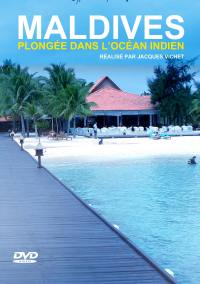 Maldives - plongee dans l'ocean indien - dvd