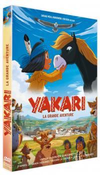 Yakari - le film - dvd
