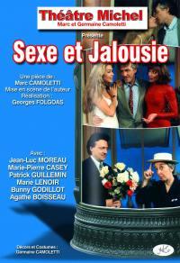 Sexe et jalousie - dvd  theatre michel