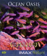 Imax nature ocean oasis - blu ray