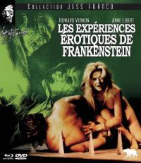 Experiences erotiques de frankenstein (les) - combo dvd + blu-ray