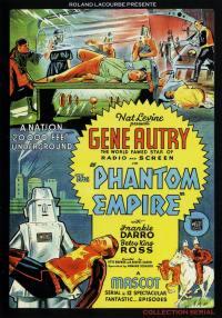 Serial - the phantom empire - dvd
