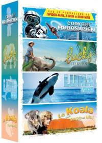 Mon meilleur ami edition 2014 - 4 dvd