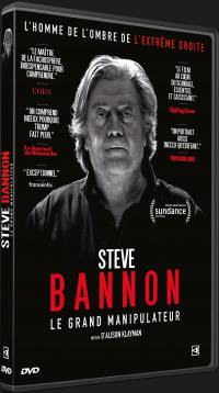 Steve bannon - le grand manipulateur - dvd