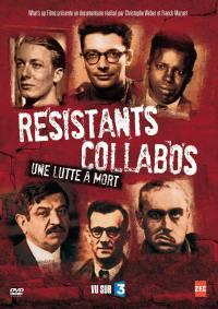 Resistants, collabos : une lutte a mort - dvd