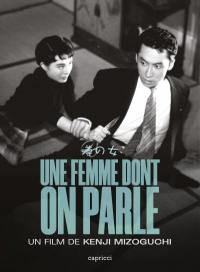 Une femme dont on parle - combo dvd+brd