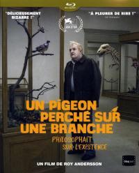Pigeon perche sur une branche philosophait sur l'existence (un) - blu-ray