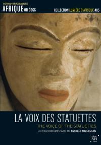 Voix des statuettes (la) - dvd