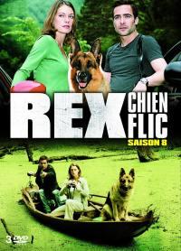 Rex chien flic s8 - 3 dvd