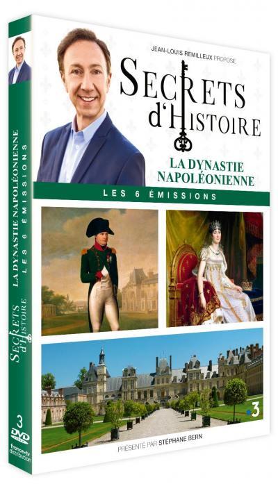 Secrets d'histoire - dynastie napoleonienne - 3 dvd