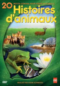 20 histoires d'animaux  - dvd