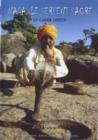 Naga, le serpent sacre - dvd