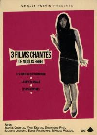 Trois films chantes - dvd