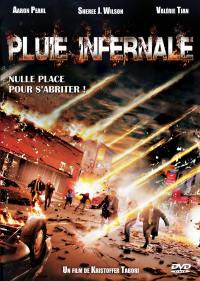 Pluie infernale - dvd