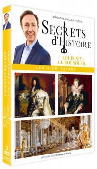 Secrets d'histoire - louis xiv le roi soleil - 3 dvd