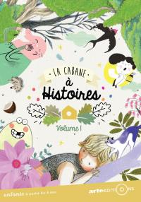 Cabane a histoires (la) - dvd