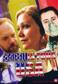 Coffret amours fous usa-3 dvd