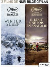 Coffret winter sleep + il etait une fois en anatolie - 2 dvd