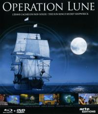Operation lune - epave cachee du roi soleil - dvd+brd