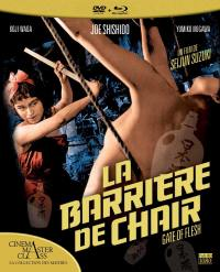 Barriere de chair (la) - combo dvd + blu-ray