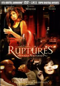 Ruptures menaces nocturnes - dvd