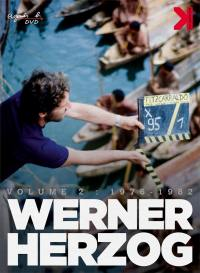 Werner herzog v2 (1976-1982) - versions restaurees - 7 dvd + blu-ray