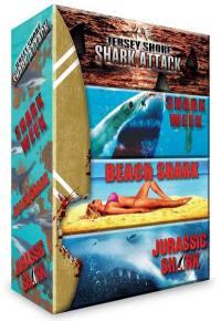 Requins - 4 dvd