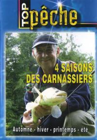 Top peche - 4 saisons des carnassiers -dvd