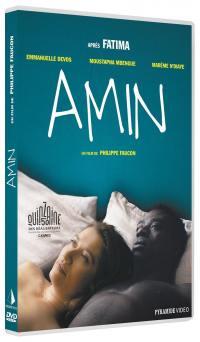 Amin - dvd