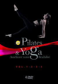 Swiss pilates & yoga - 4 dvd