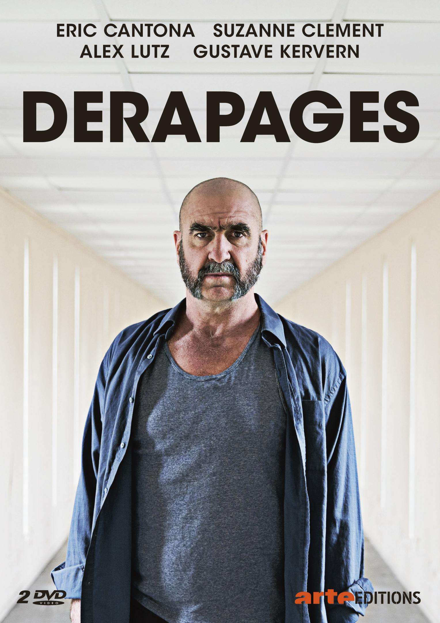 Derapages - 2 dvd