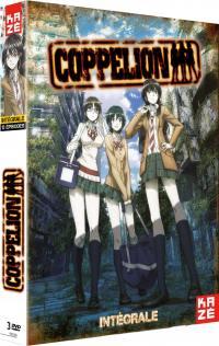Coppelion - integrale serie - coffret collector 3 dvd