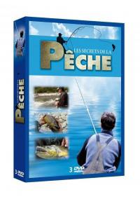 Secrets de la peche (les) - 3 dvd