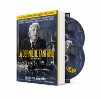 Derniere fanfare (la) - combo dvd + blu-ray + livre