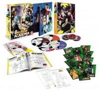 My hero academia - saison 3 - 4 blu-ray