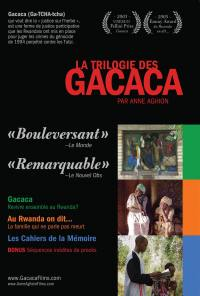 Trilogie des gacaca (la) - dvd