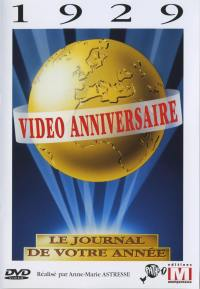 Video anniversaire 1929 - dvd