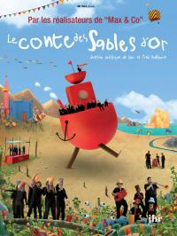 Conte des sables d'or (le) - dvd