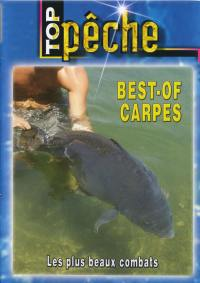 Top peche - best of carpes - dvd